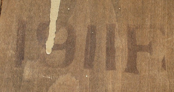 Date code on back 1911F (June 1911)