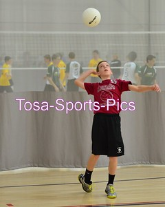 2012 Seton Volleyball