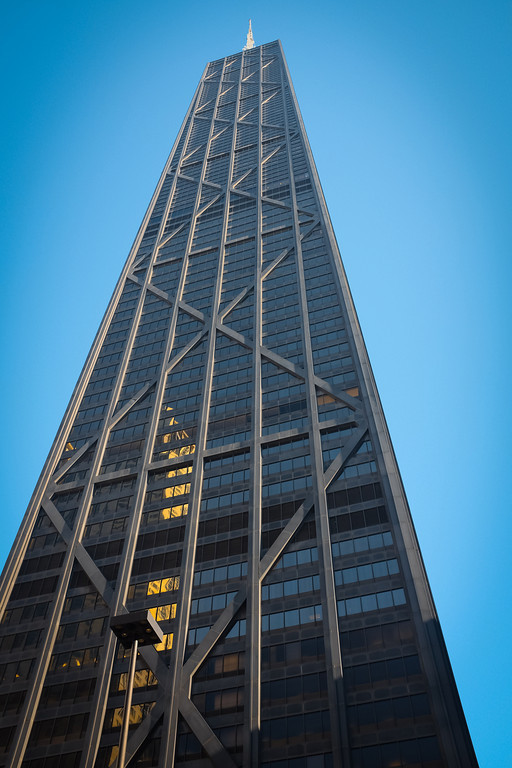John Hancock Building, Chicago