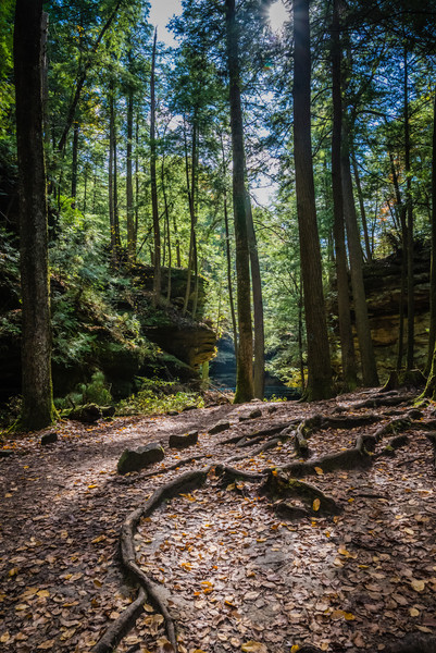 Hocking Hills & Lake Hope, Ohio