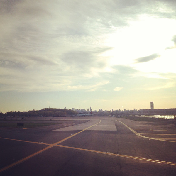 NYC from LGA