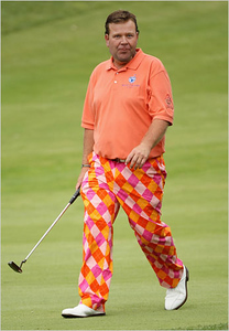 GIRONA, SPAIN - APRIL 29:  John Daly of the USA walks down the 13th fairway during the Pro-am of the Open de Espana at the PGA Golf Catalunya on April 29, 2009 in Girona, Spain.  (Photo by Warren Little/Getty Images)
