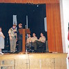 Matthew Chidester, now 35, officially achieves the rank of Eagle Scout at his Court of Honor on March 22, 1998. He was the first of seven Chidester brothers to do so. (Photo courtesy of Laura Chidester)