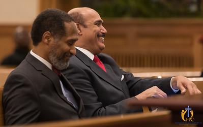 Pastor Richard Bryant, Pastor Gerome Leacock