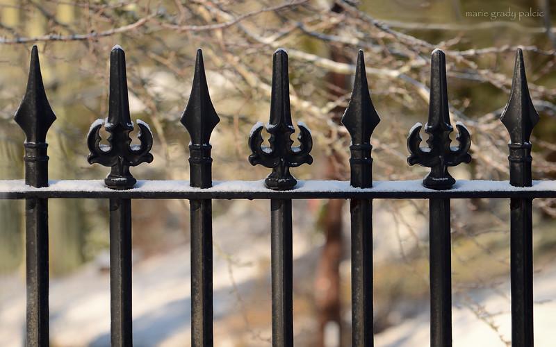 Fence...Barnstable