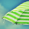 beach umbrella on Craigville Beach in Centerville....