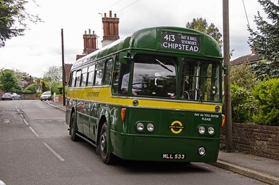 RF146 in High Street, Chipstead