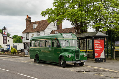 GS62 in London Road, Dunton Green