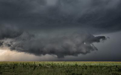 Tornado Chase Texas 2015