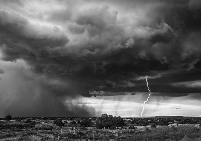 New Mexico Supercell, June 2015
