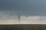 Tornado south of McLean, Texas.