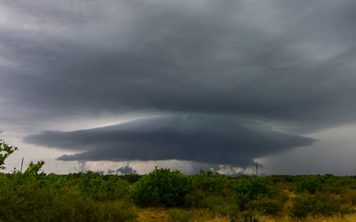 Mothership near Bruni, Texas.