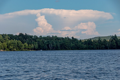 Cumulonimbus Cloud from Old Forge