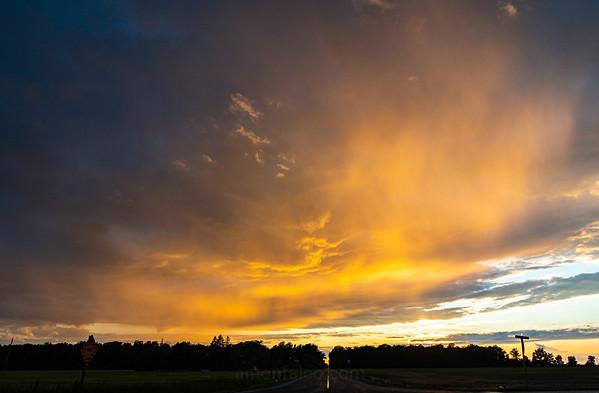 Rainfall Illuminated