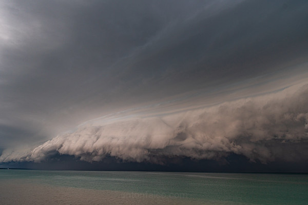 July 20th 2019 Shelf Cloud