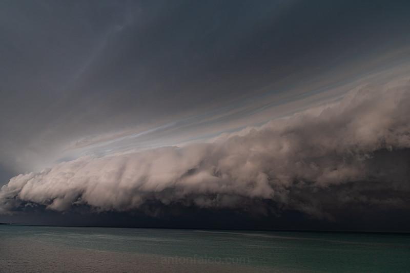 July 20th 2019 Shelf Cloud