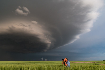 Jamie And The Mesocyclone