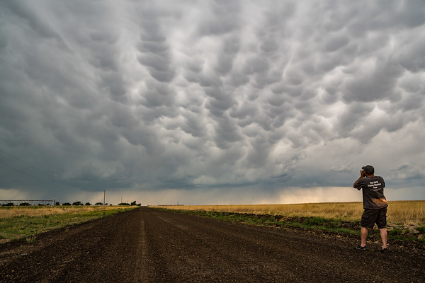 Incredible Mammatus Display