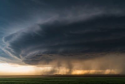 Burlington, Colorado Supercell