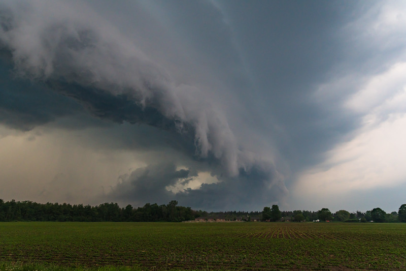Canada Shelf Cloud