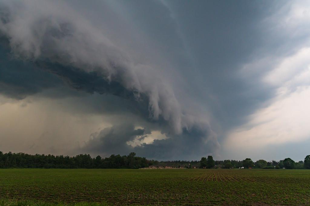 Canada Shelf Cloud