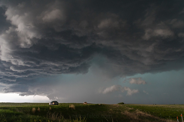 Colorado Supercell