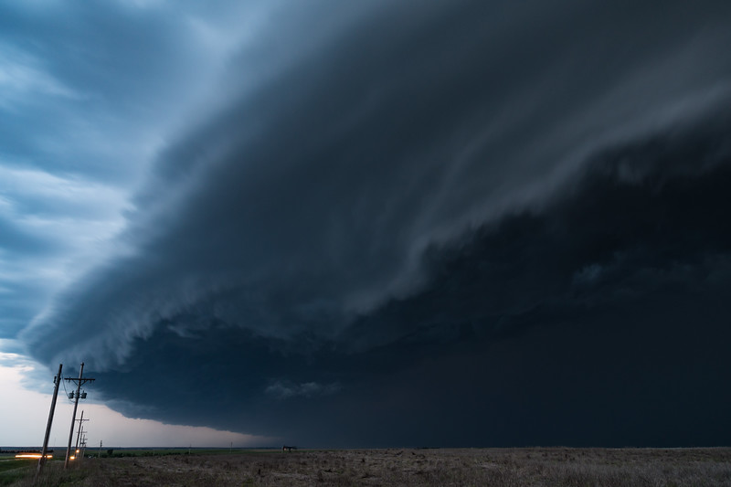 Kansas Shelf Cloud