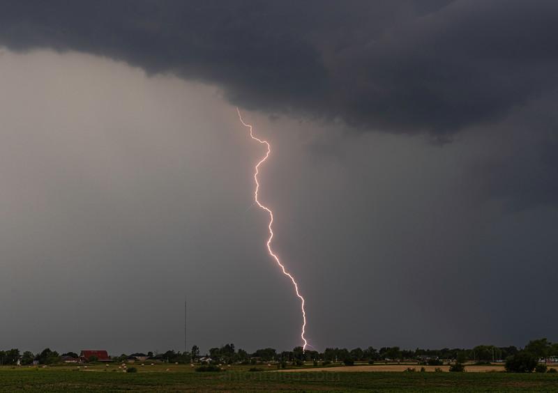 Close Range Lightning