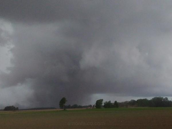 June 10th QLCS Tornado