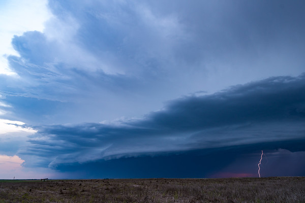 WaKeeney Shelf Cloud