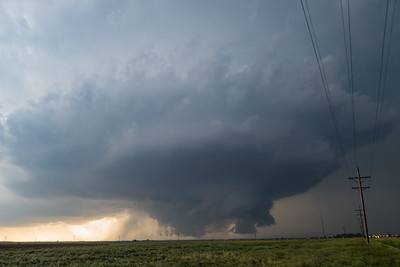 Dodge City Tornado Super Cell