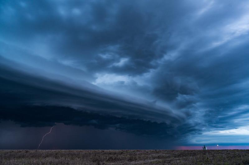 Kansas Shelf Cloud