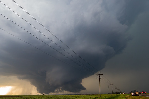 Dodge City Tornado Complex