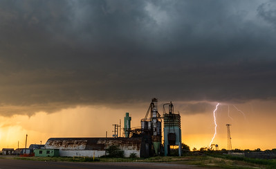 Nebraska Lightning. June 1st, 2018
