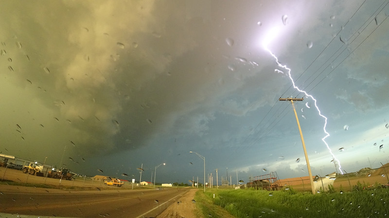 Time Lapse Lightning Capture