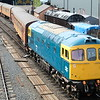 33035 at Severn Valley Diesel Gala 2016