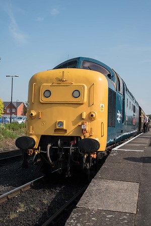 Severn Valley Railway - Tuesday 22nd May 2018