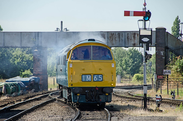 Severn Valley Railway - Wednesday 5th July 2017