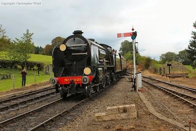926 rolls into Arley