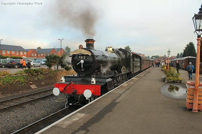 7812 making her final gala appearance before overhaul done up in Cambrian style