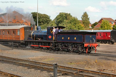 The NNR Y14, the star of the show
