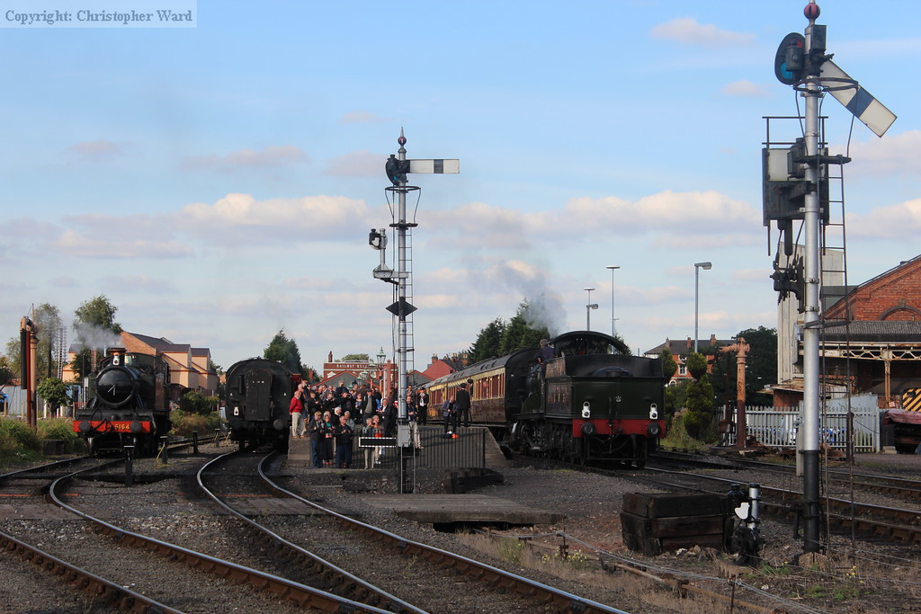 GWR heritage to the fore at Kidderminster