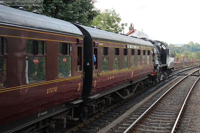 The U class with the LMS stock, maybe a regional working being shunted at Bournemouth West?