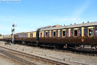 Some of the older GWR stock