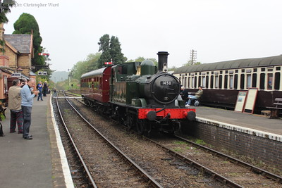 1450 on arrival from Bridgnorth