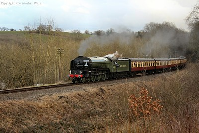 Tornado returns from Kidderminster