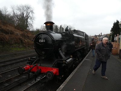 our first loco of the day