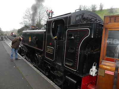 1949 Class 1500 built in Swindon