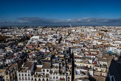 La Giralda Bell Tower, Seville