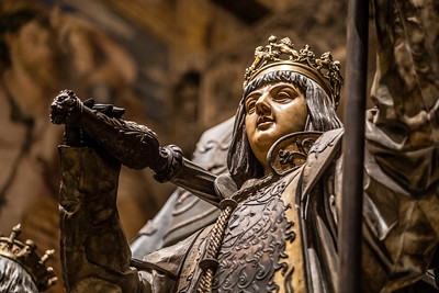 The Tomb of Christopher Columbus, Seville Cathedral